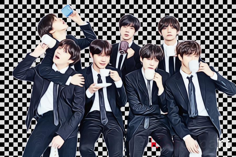 Video Image BTS Social group K-pop