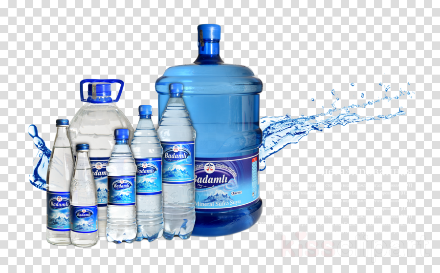 Mineral water Carbonated water Bottle Distilled water