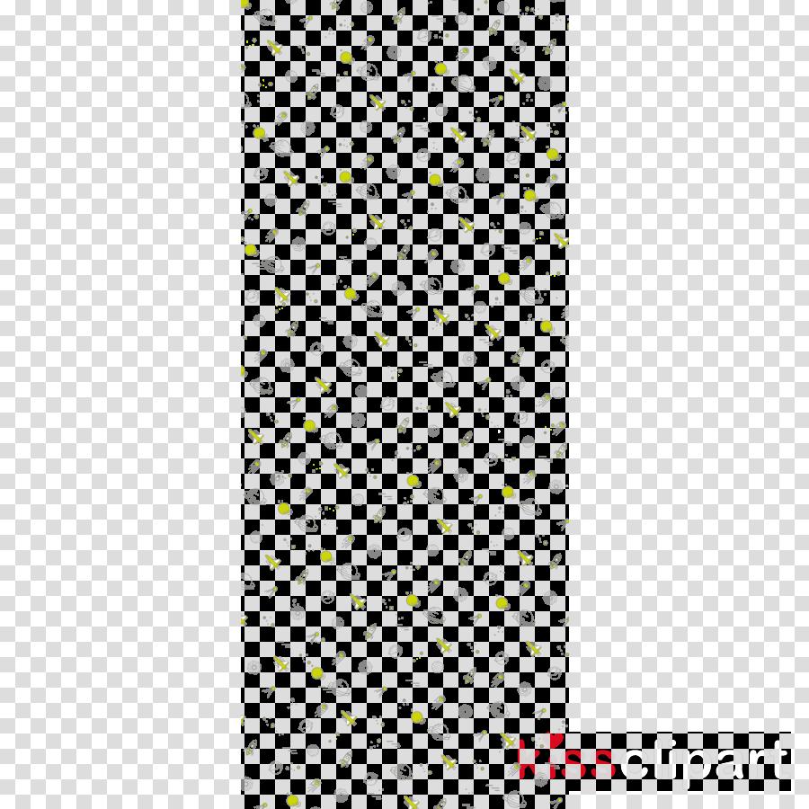 Pattern Textile Line Point Font
