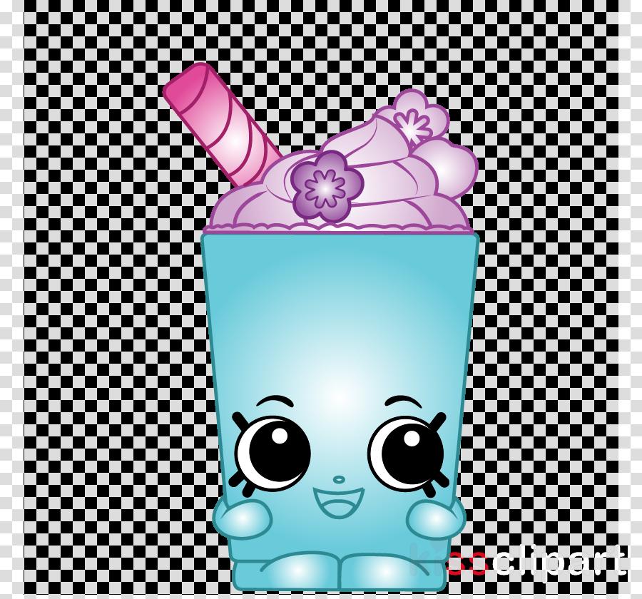 Milkshake Portable Network Graphics Clip art Drinking straw Shopkins