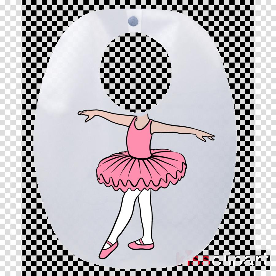 Ballet Dancer Illustration Image