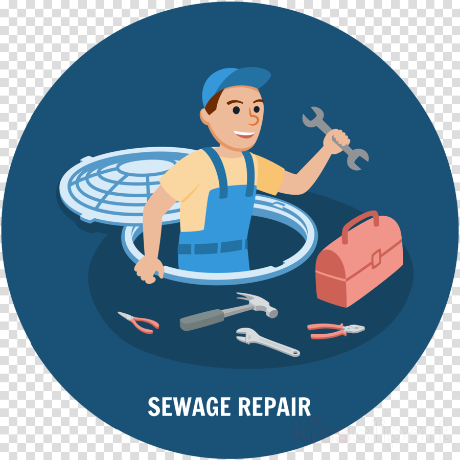 Plumbing Sewerage Vector graphics Royalty-free Drain