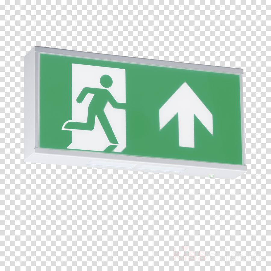Exit sign Emergency exit Arrow Emergency Lighting