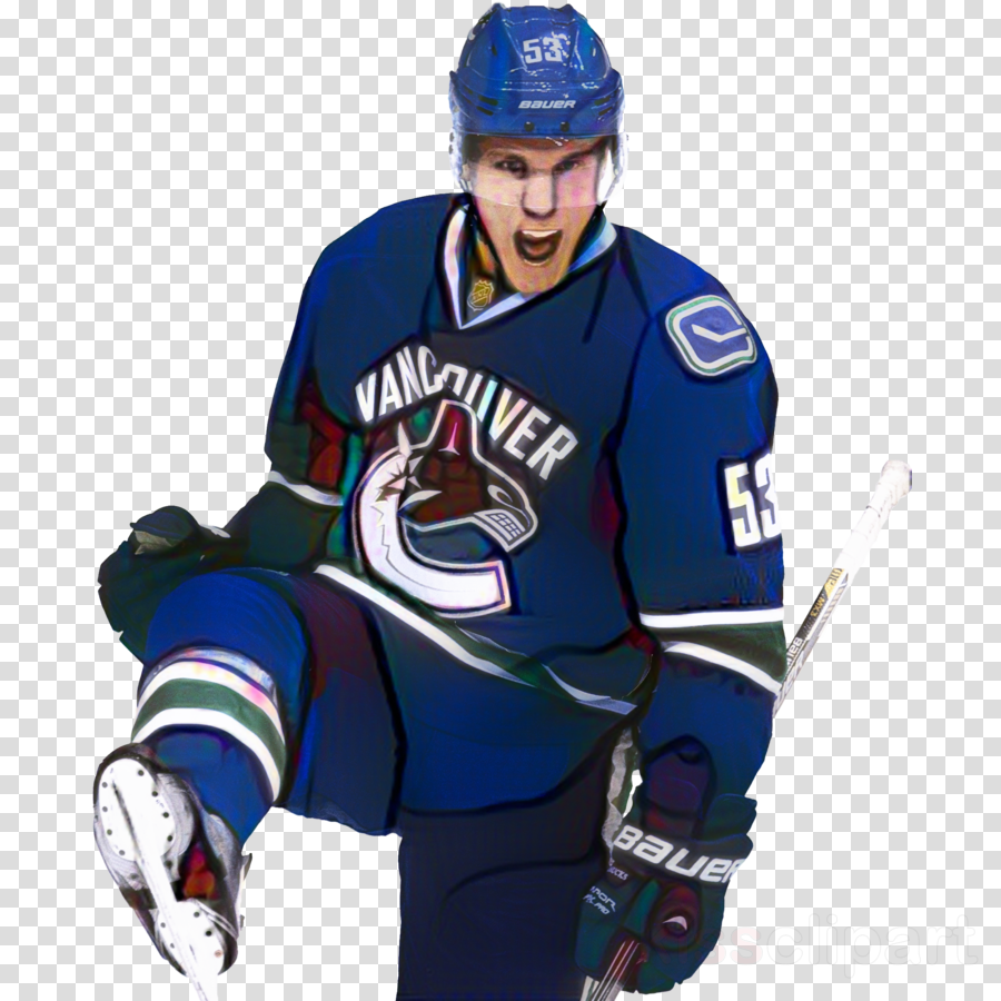 Vancouver Canucks Bo Horvat National Hockey League Transparent