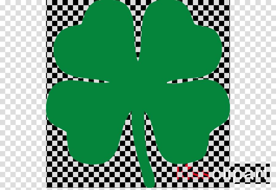 Four-leaf clover Shamrock Clip art Vector graphics