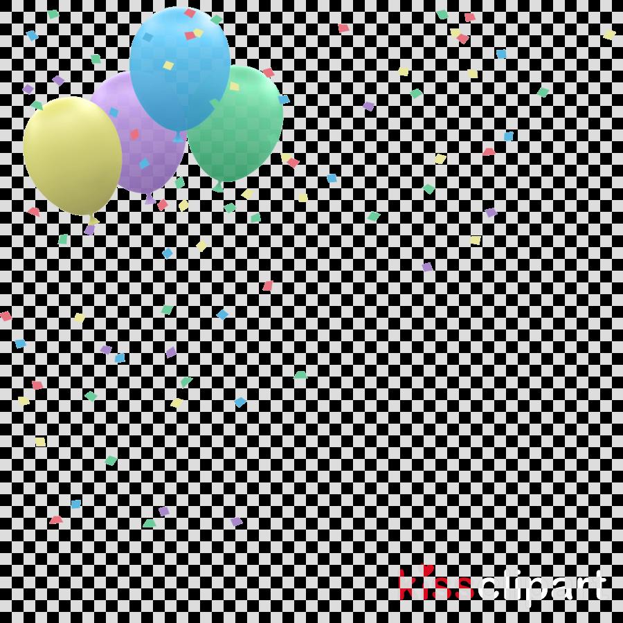 Balloon Confetti Clip art Portable Network Graphics Party