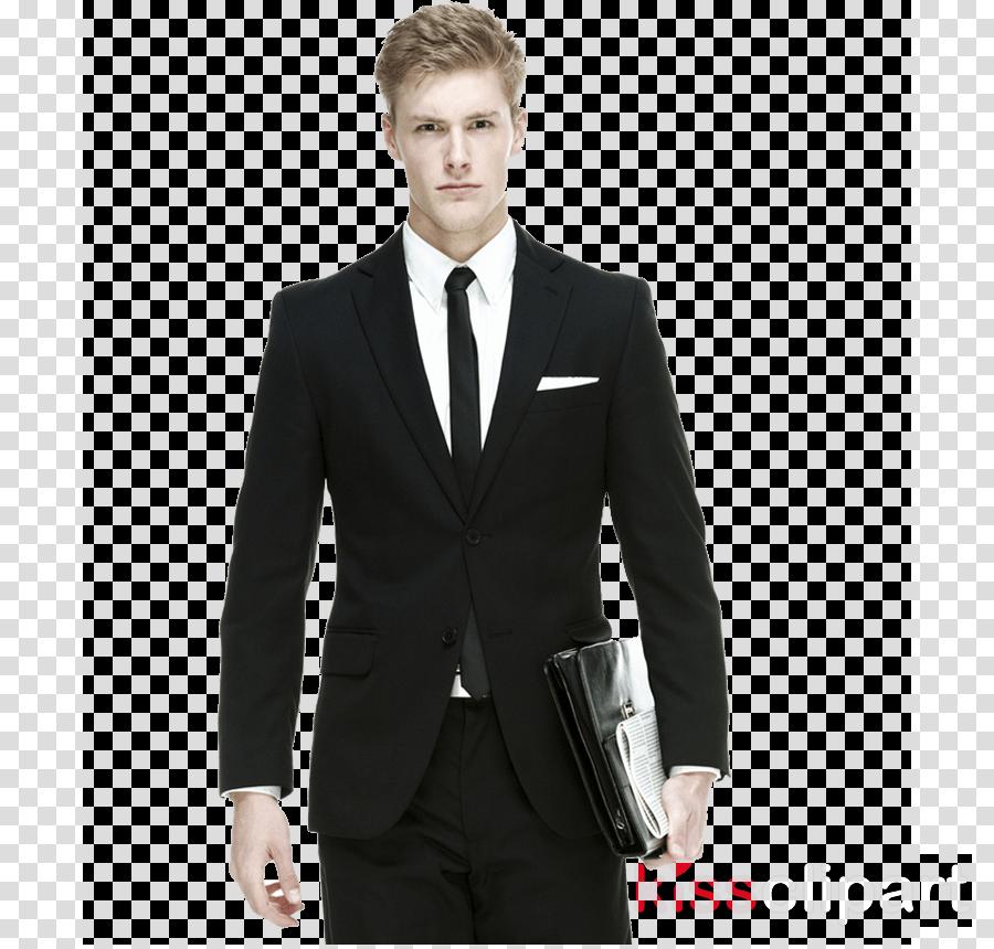 Suit Tuxedo Blazer Lapel Perry Ellis