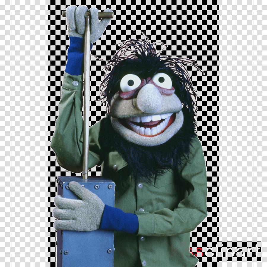 Crazy Harry Kermit the Frog Beaker Lew Zealand Sweetums