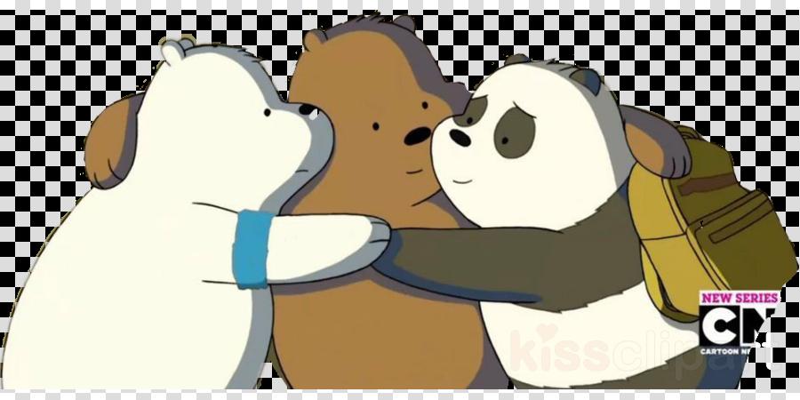 Ice Bear Giant panda Cartoon Network