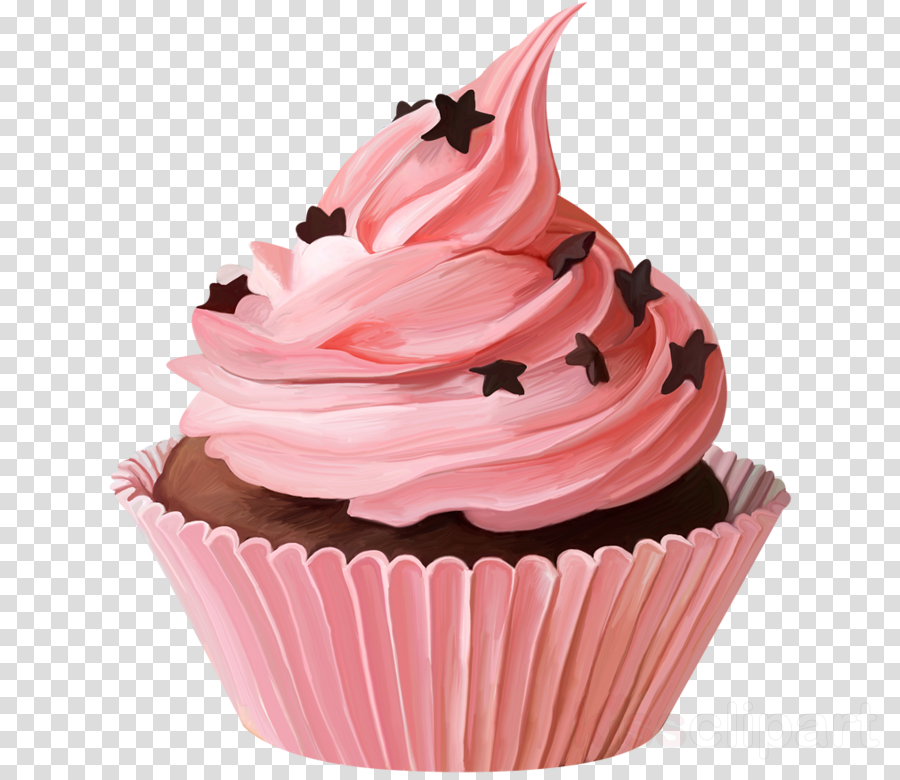 Cupcake American Muffins Frosting & Icing Bakery