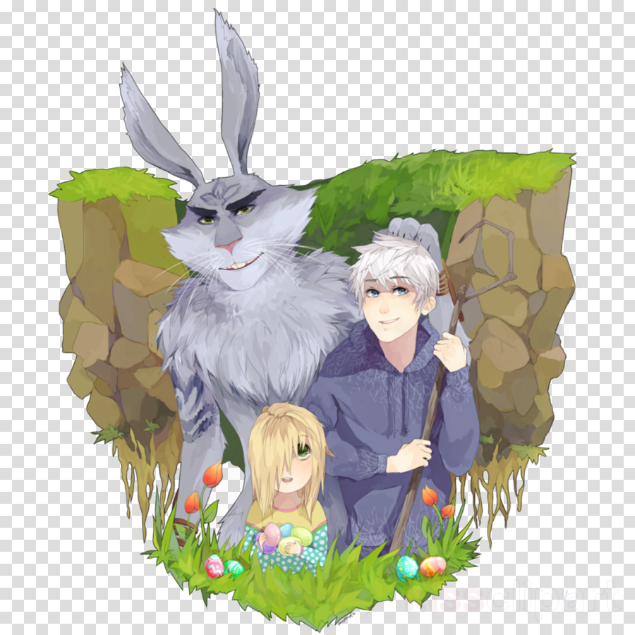 Bunnymund Jack Frost Sophie Bennett Tooth Fairy Easter Bunny