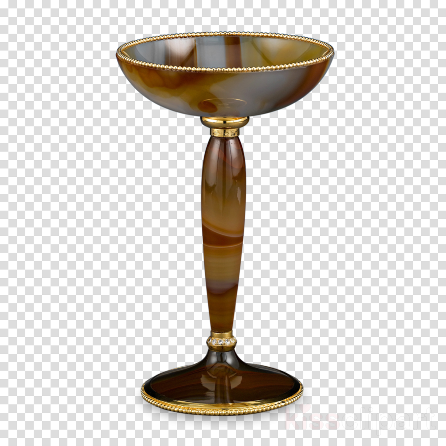 Objet d'art Antique Wine glass Table Jewellery