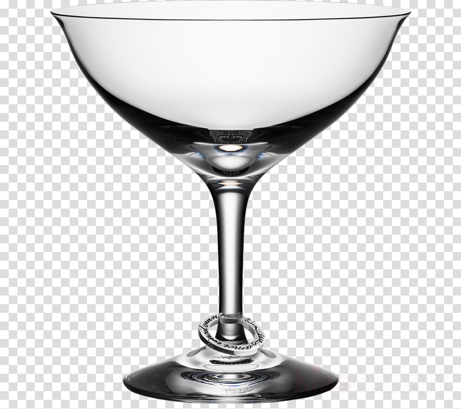 Orrefors Cocktail glass Champagne glass Wine glass