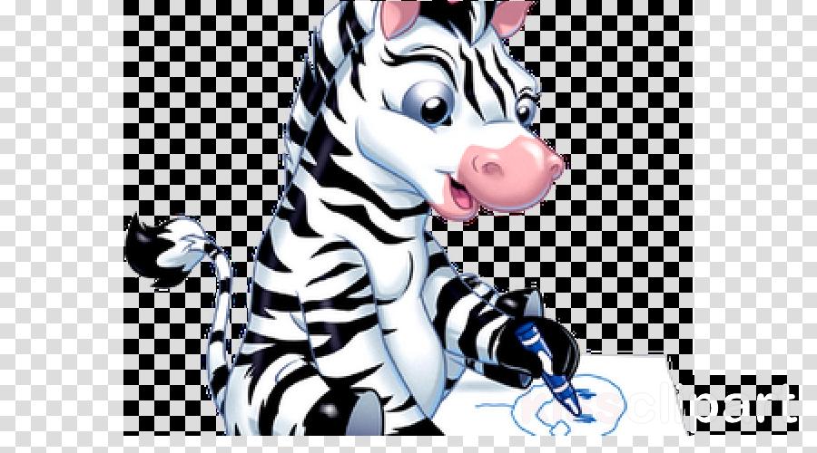 Zebra Drawing Portable Network Graphics Cartoon Clip art