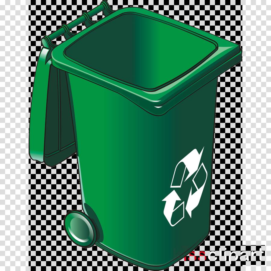 Recycling bin Rubbish Bins & Waste Paper Baskets Clip art