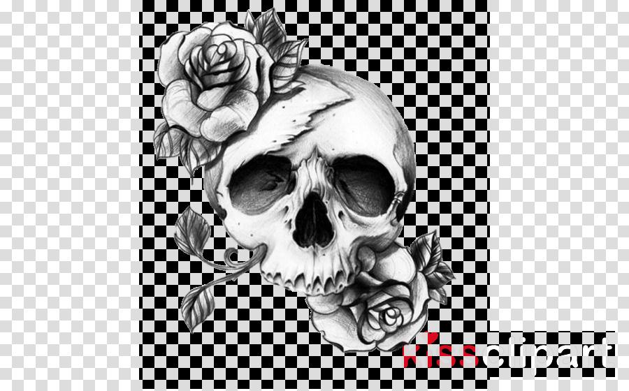 Skull Drawing Tattoo Artist
