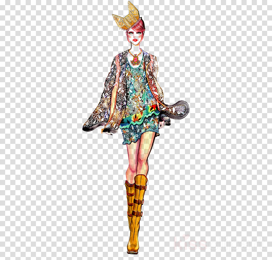 Model Fashion illustration Runway Portable Network Graphics