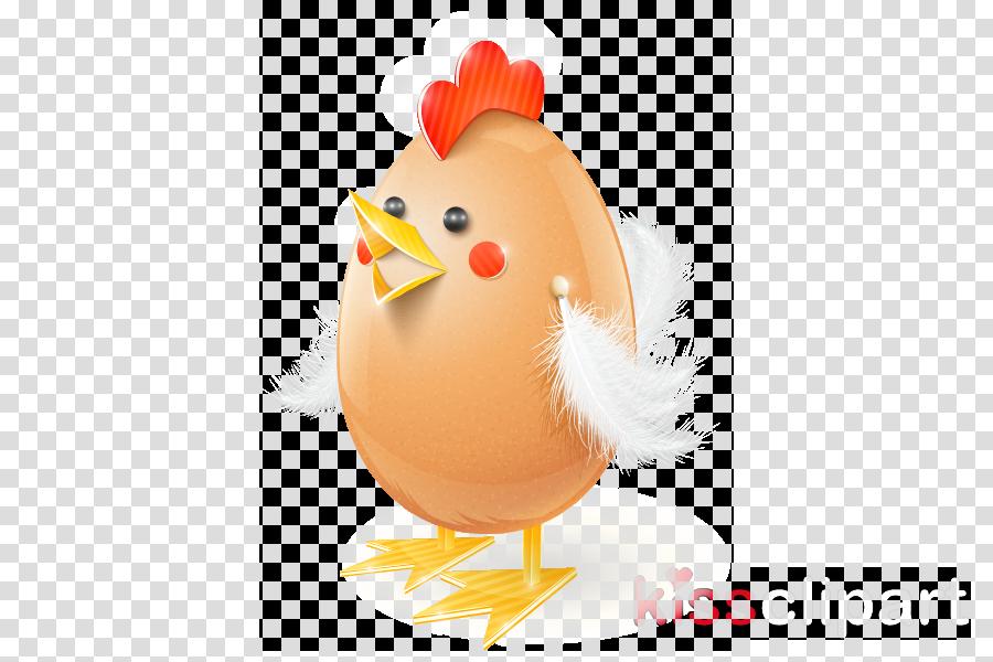 Chicken Illustration Vector graphics Easter egg