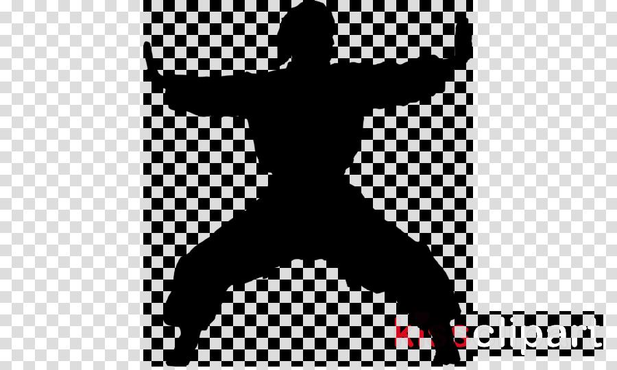 Clip art Portable Network Graphics Karate Martial arts Silhouette