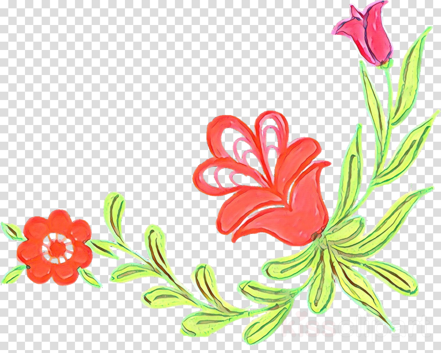 Floral design Cut flowers Illustration Plant stem
