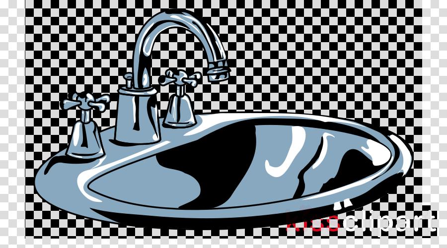 Clip art Baths Bathroom Faucet Handles & Controls Sink