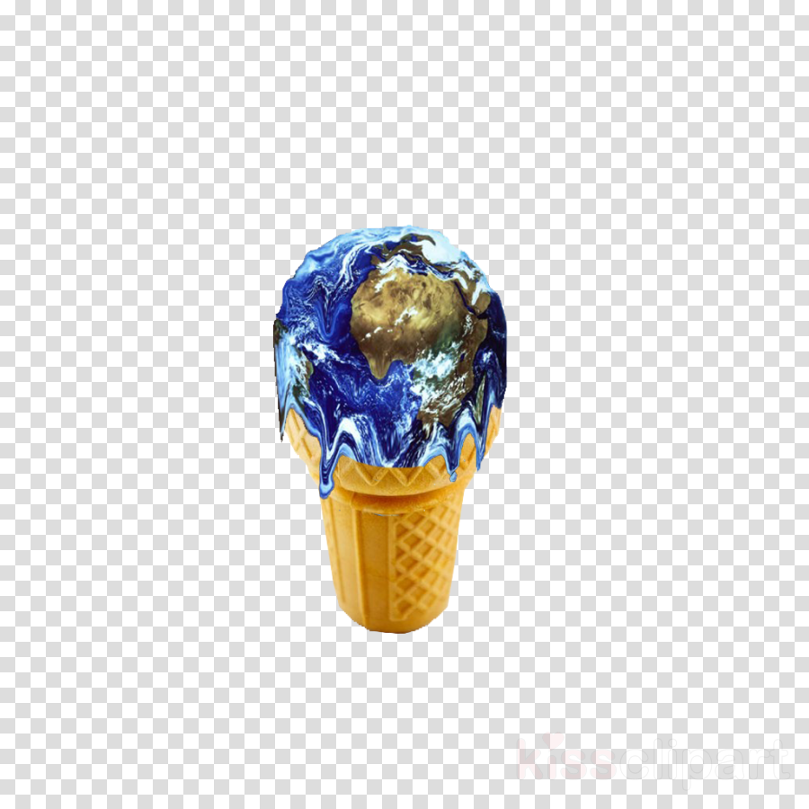 Earth Global warming Ice Cream Cones Melting