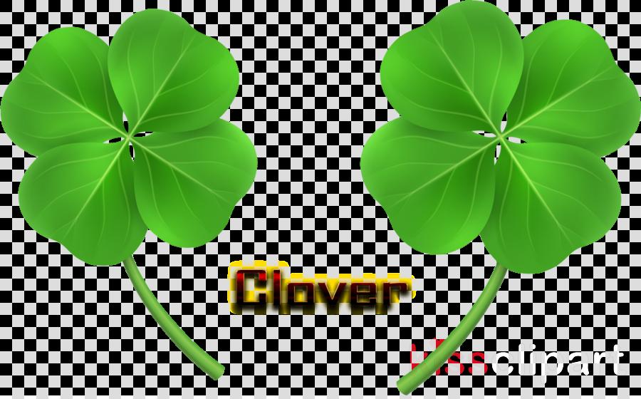 Four-leaf clover Portable Network Graphics Saint Patrick's Day Clip art