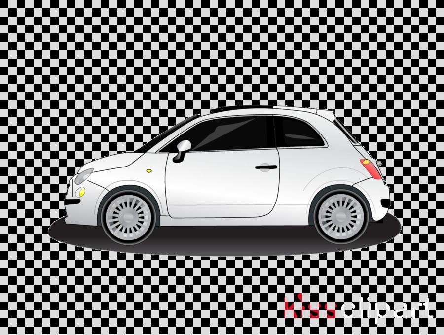 Car Fiat Fiat 500 Transparent Png Image Clipart Free Download