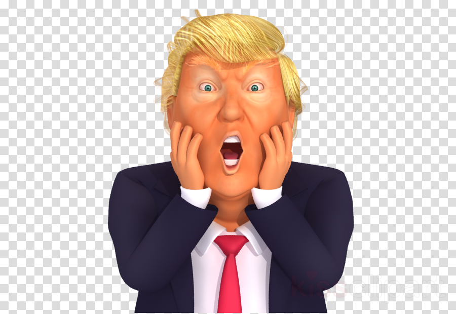 Donald Trump baby balloon Caricature Political cartoon President of the United States