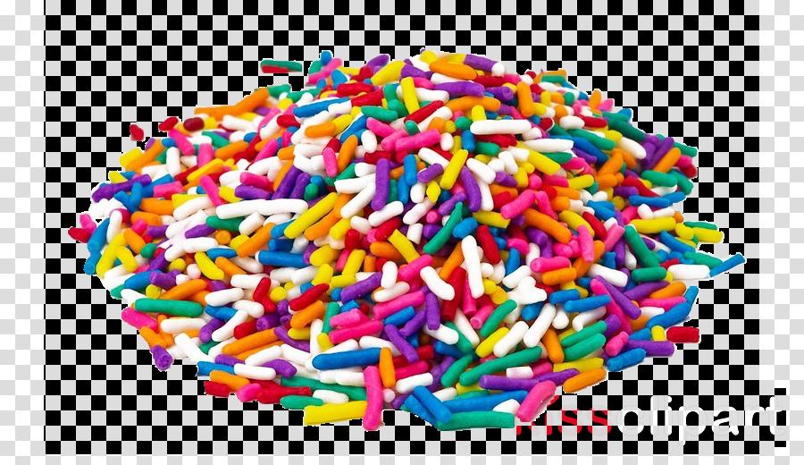 Sprinkles Cupcake Ice cream Nonpareils Candy