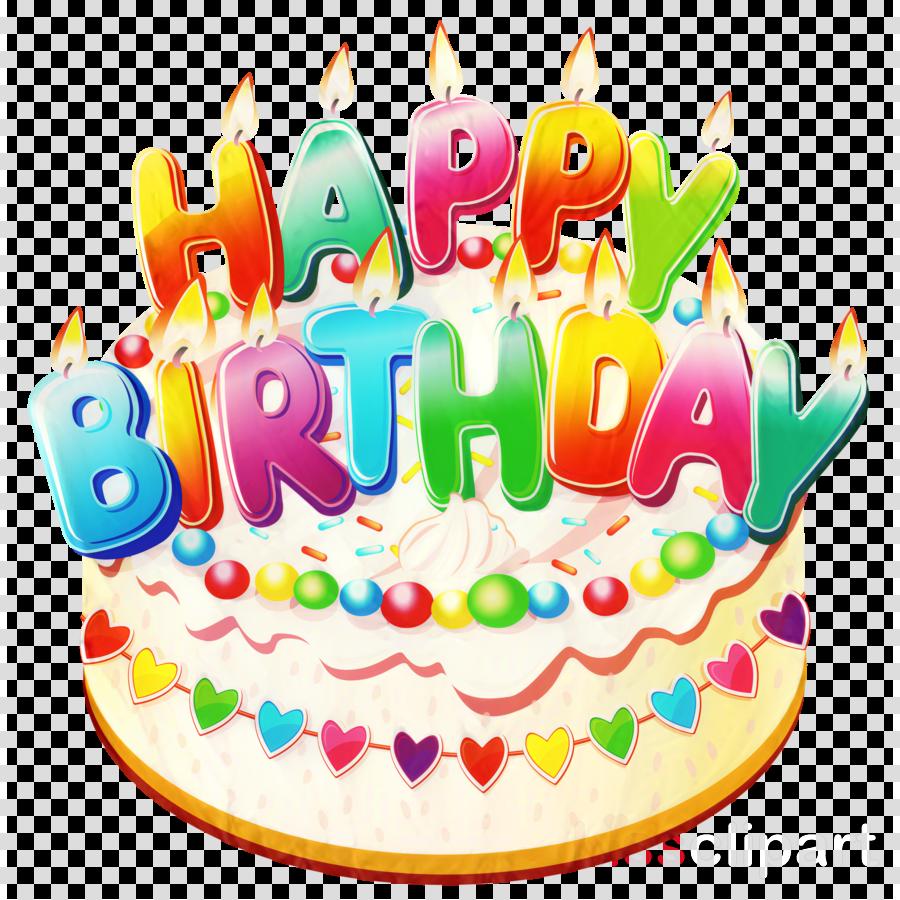 Clip art Birthday cake Happy Birthday