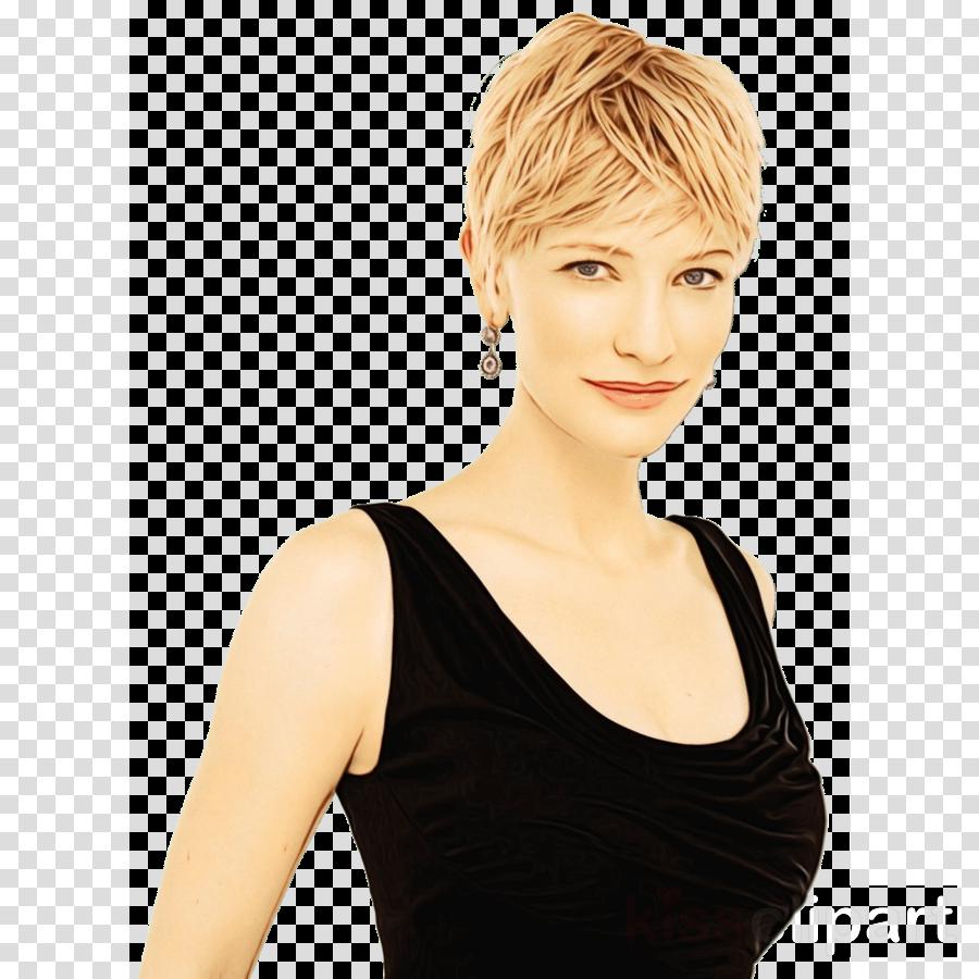 Cate Blanchett Pixie cut Short hair Hairstyle Blond