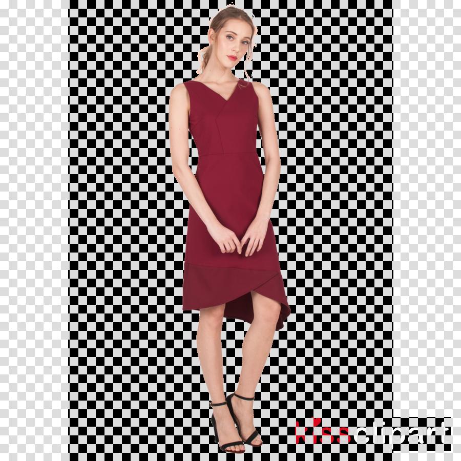 Dress Trina Turk Vestido Peplum Sleeve Shoulder
