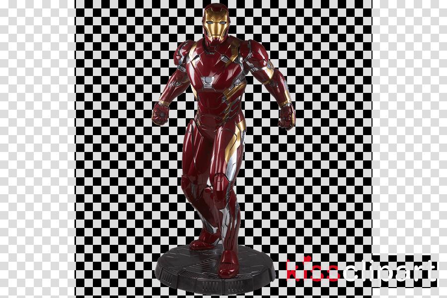 Iron Man War Machine Captain America Spider-Man Black Panther