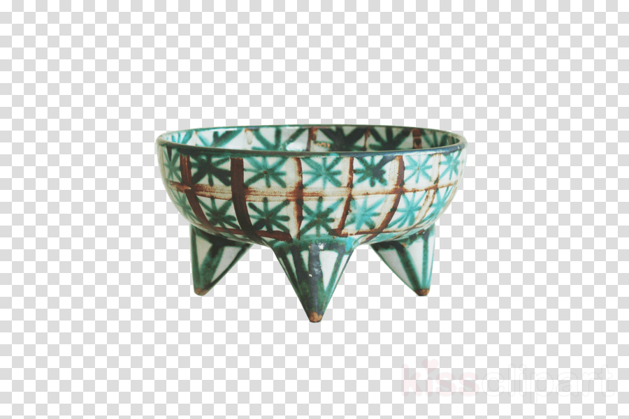 Ceramic Pottery Bowl Table Vase