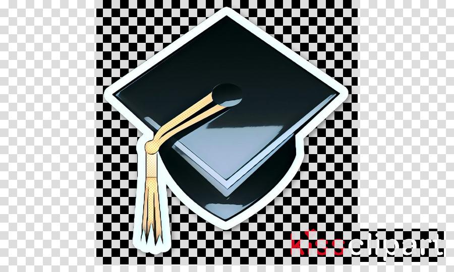 Graduation ceremony Emoji Square academic cap Diploma School
