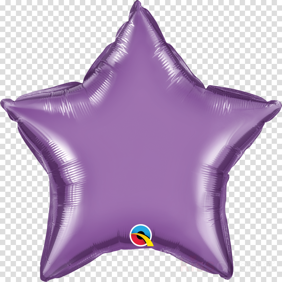 Qualatex Star Balloon Qualatex Star Balloon Anagram Star Foil Balloon