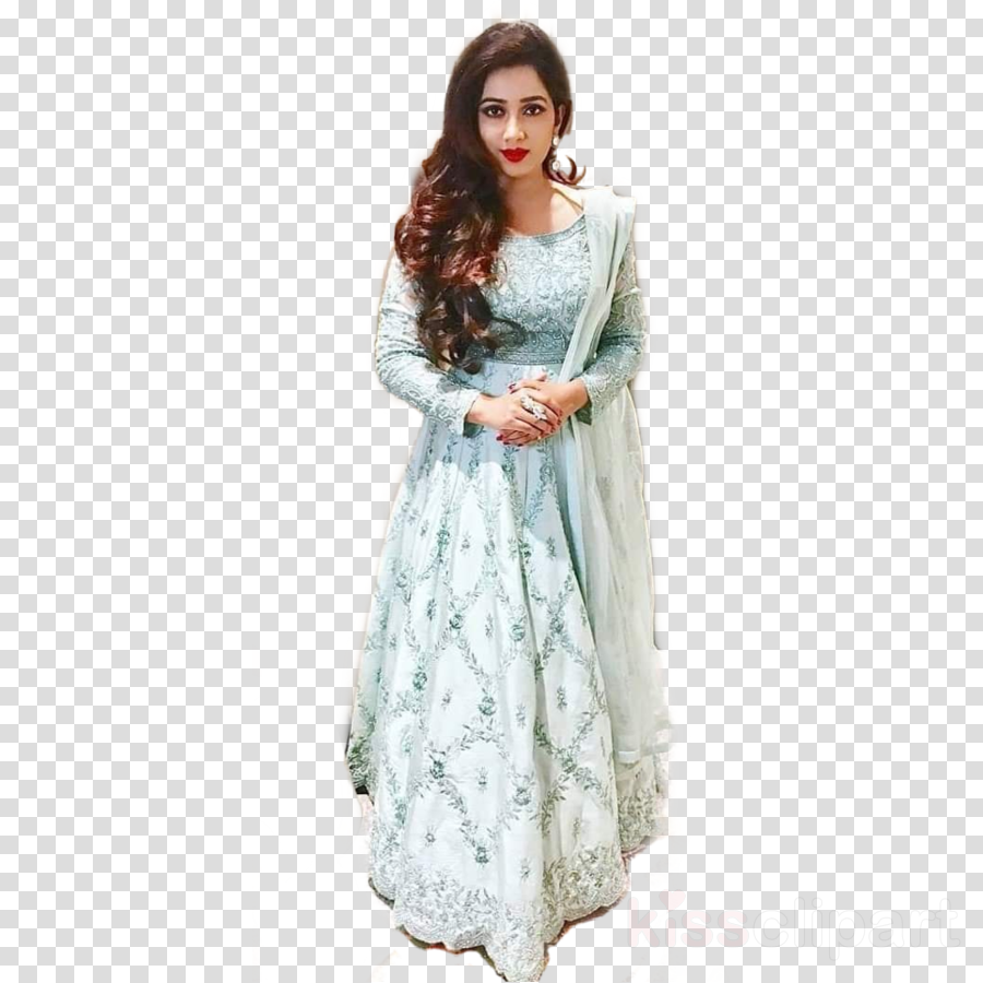 Shreya Ghoshal The dress PicsArt Photo Studio Sticker