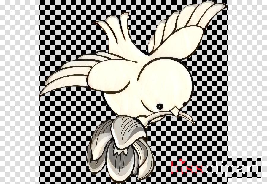 Bird Drawing Flight Clip art Image