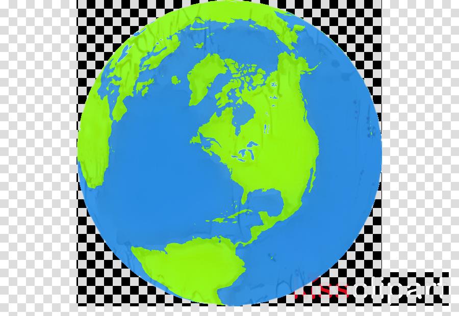 Earth Globe Chart World Map
