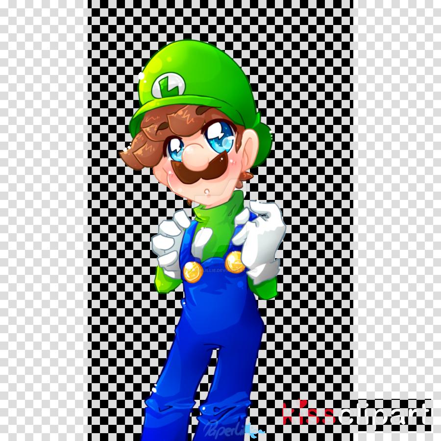 Mario Luigi Bowsers Inside Story Luigi Bowser Transparent