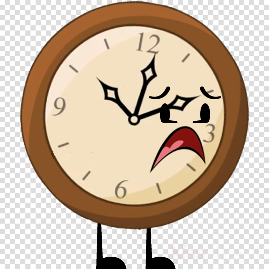 Battle For Dream Island, Clock, Wiki, transparent png image