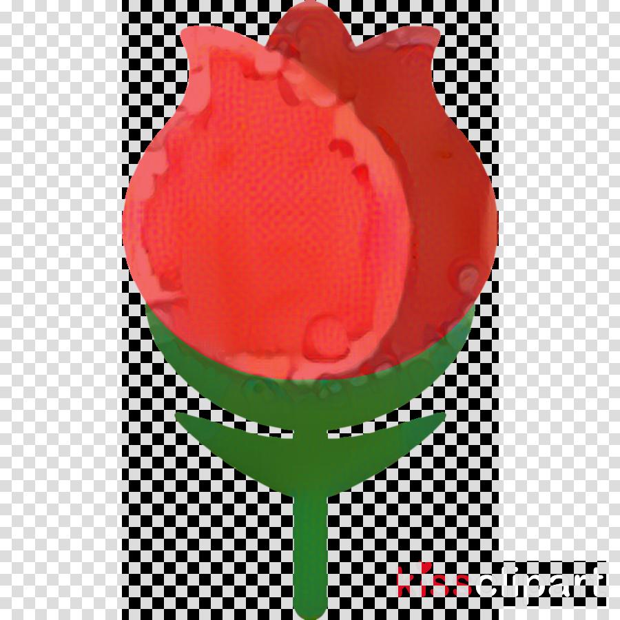 Rose Emoji Flower Transparent Png Image Clipart Free Download
