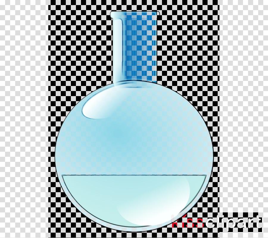 aqua laboratory flask turquoise laboratory equipment perfume