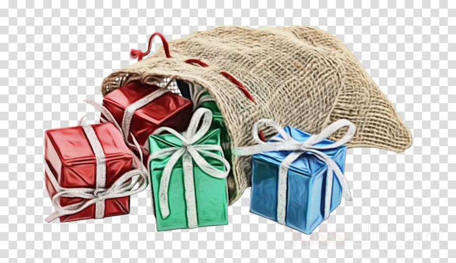 Christmas Gift And Ornaments Transparent - Christmas Gift Clipart Png,  Cliparts & Cartoons - Jing.fm