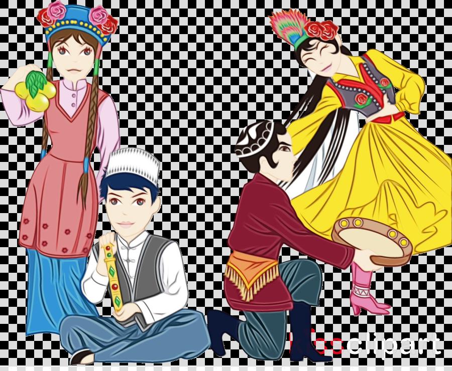 cartoon folk dance clip art costume design costume