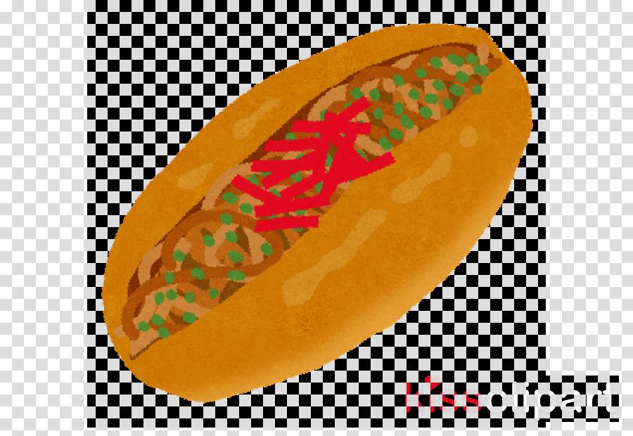 fast food hot dog bun bun chicago-style hot dog food