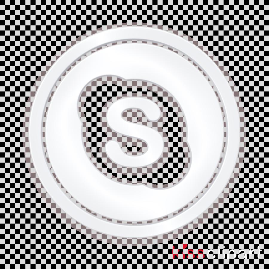 Skype Icon Social Network Icon Clipart Circle Logo Games
