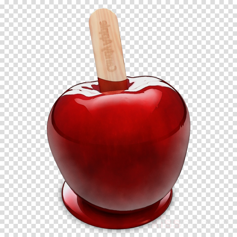 red apple candy apple plant fruit
