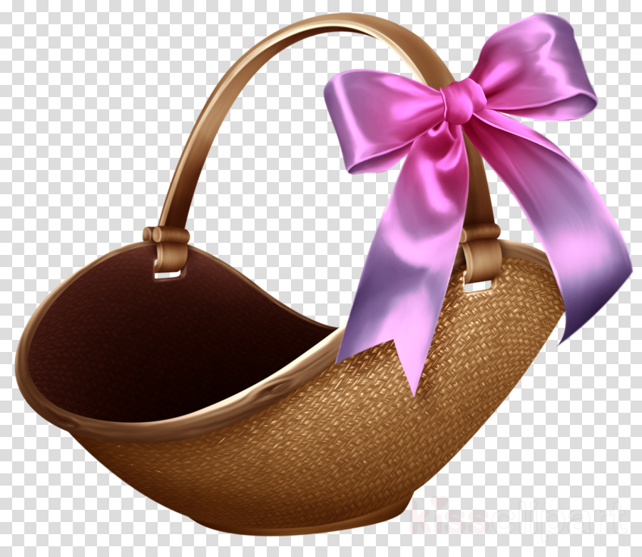 violet purple basket present gift basket